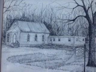 Sulphur Springs Baptist Church, Marion, KY.